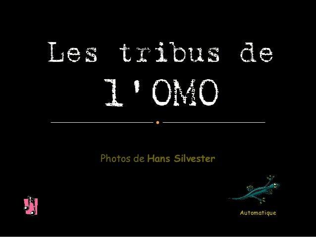 Photos de Hans Silvester                           Automatique