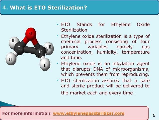ETO Sterilizer And Sterilization process