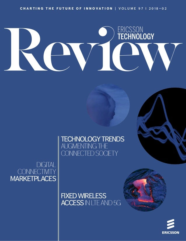 Ericsson Technology Review - Issue 2, 2018