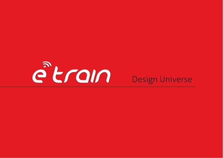 eTrain Brand Extension