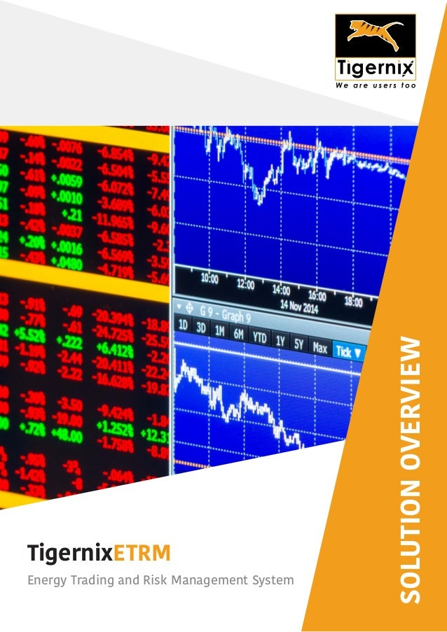 Energy trading and risk management systems pdf