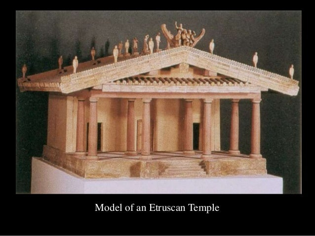 Etruscan art for Architecture models for sale