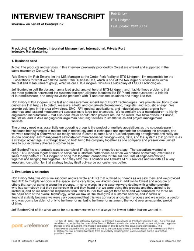 Product(s): Data Center, Integrated Management, International, Private PortIndustry: Manufacturing1. Business need[Note: T...
