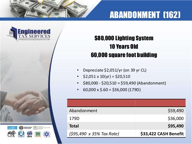 Ets Specialty Tax Update Amp Final Repair Overview