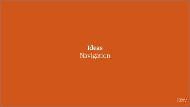 Ideas Listing