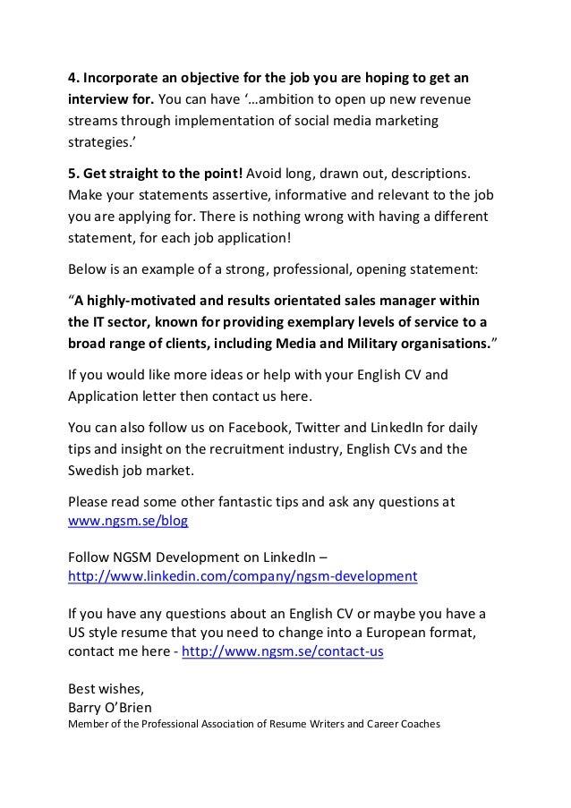 Business Letter Opening Sentence Best Resume Gallery. Cover Letter .