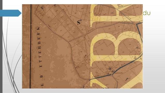 Plan cadastral WSP Ketelstraat Rue du Chaudron