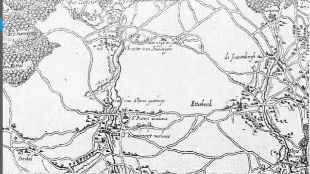 Questions ouvertes  Les sources du Broebelaar proches de la place Saint-Pierre  Dans l'îlot Tombeur-Boers-Avenue de la C...