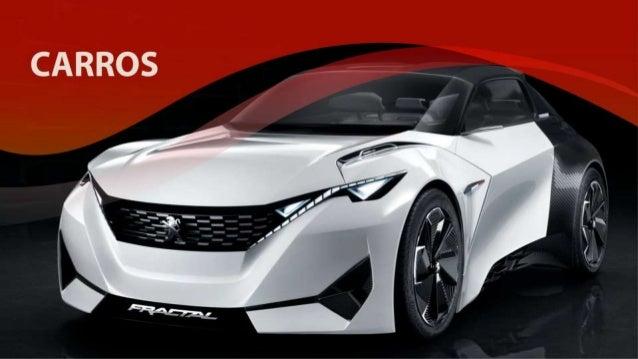 ETTORE REGINALDO TEDESCHI Descubra o Fractal, carro conceito da Peugeot