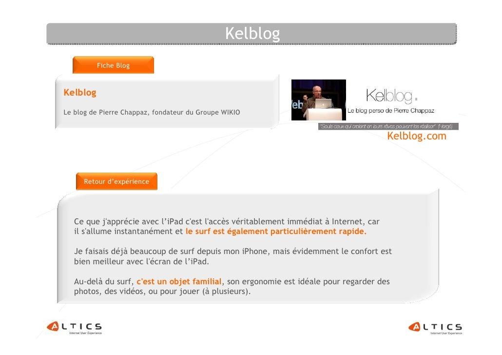 Kelblog           Fiche Blog   Kelblog  Le blog de Pierre Chappaz, fondateur du Groupe WIKIO                              ...