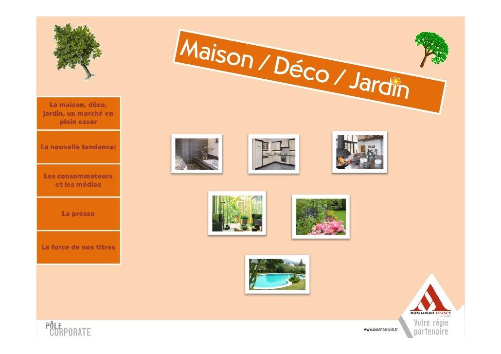 Etude maison-décoration-jardin