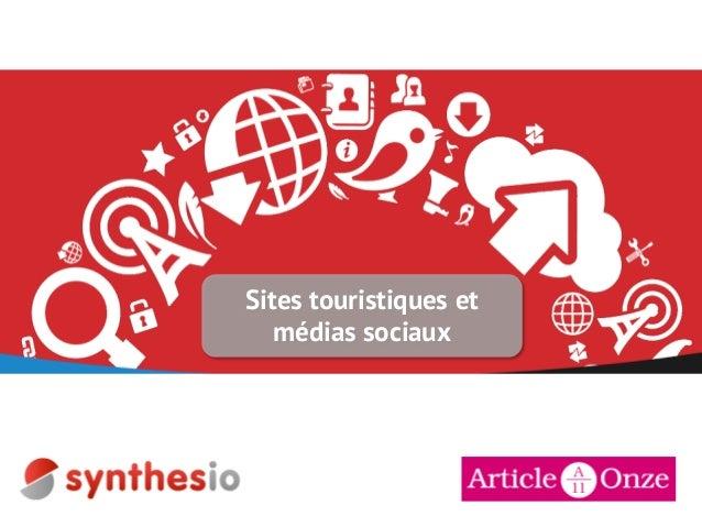 Sites touristiques et médias sociaux
