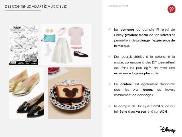 Le gâteau est encore une fois la star sur ce réseau social. Cette fois, la marque utilise des contenus visuels pour déto...