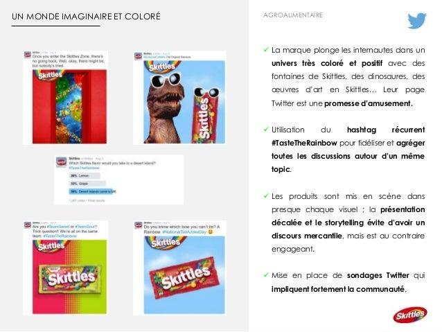 DES CONTENUS ADAPTÉS À LA CIBLE  Publications gravitant autour de thématiques à destination des étudiants. Exemple : #Stu...