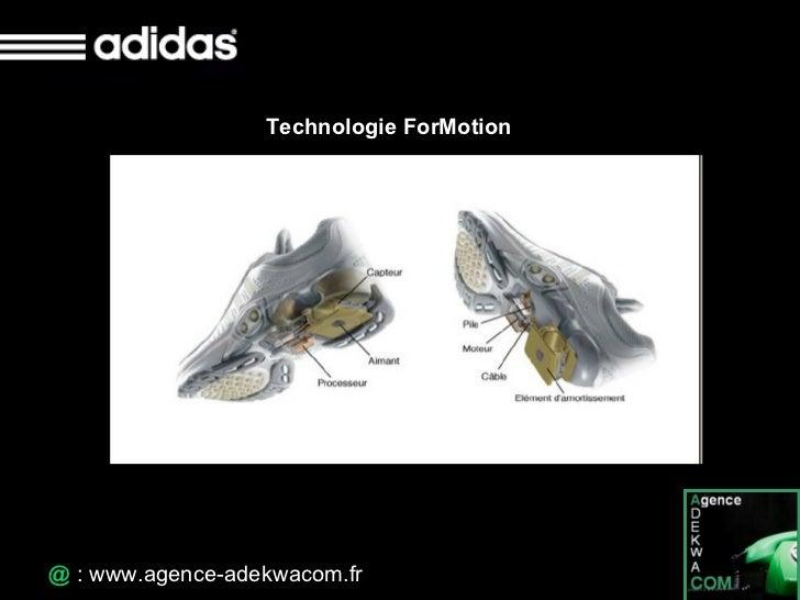 30 Octobre 07 @  : www.agence-adekwacom.fr Technologie ForMotion