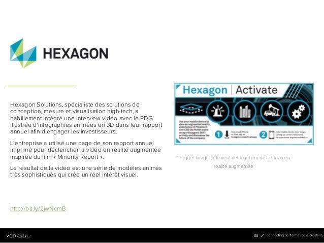 """8 8 88 """"Trigger Image"""", élément déclencheur de la vidéo en réalité augmentée Hexagon Solutions, spécialiste des solutions ..."""