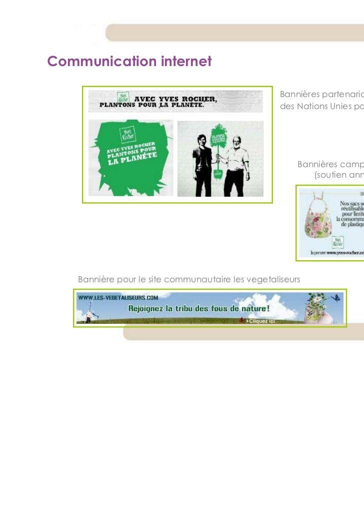 Communication internet                                                    Bannières partenariat programme                 ...