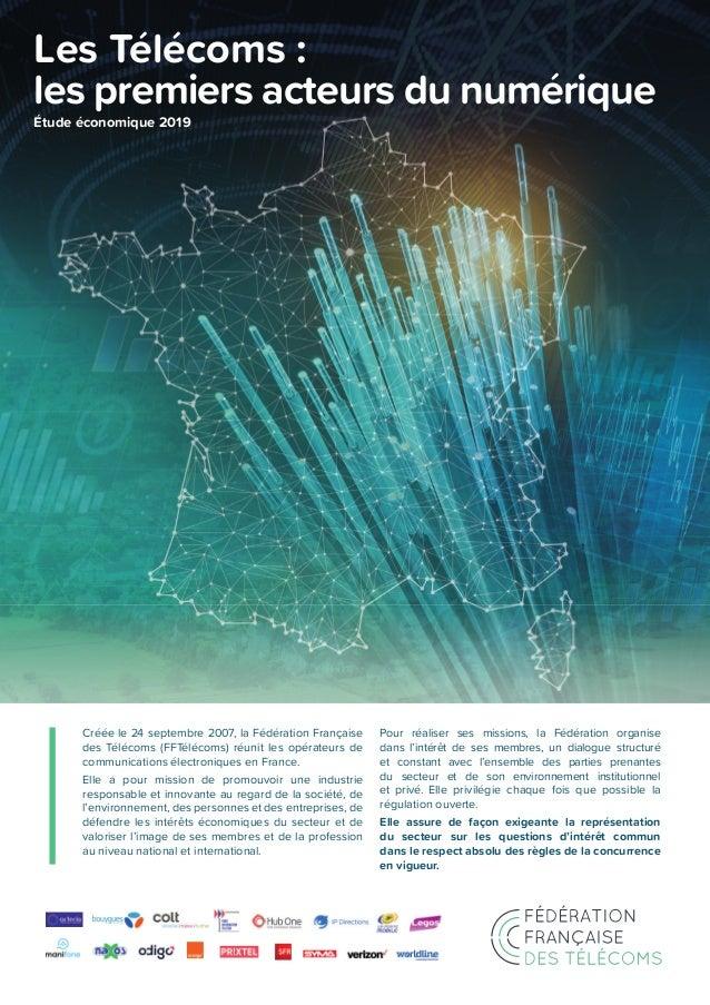 Créée le 24 septembre 2007, la Fédération Française des Télécoms (FFTélécoms) réunit les opérateurs de communications élec...