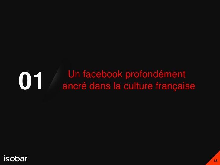 Un facebook profondément01   ancré dans la culture française                                       18