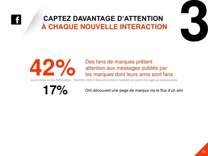 CAPTEZ DAVANTAGE D'ATTENTION        À CHAQUE NOUVELLE INTERACTION                                                         ...