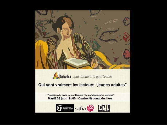 La littérature« jeune adulte »Etude de lectorat