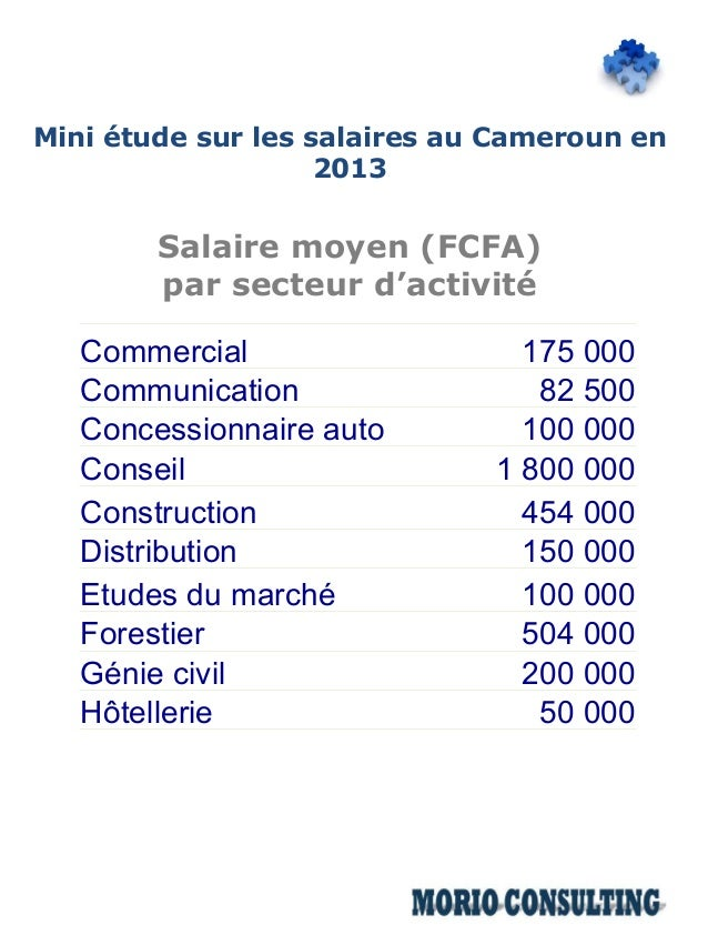 Mini tude salariale 2013 - Grille salaire hotellerie ...