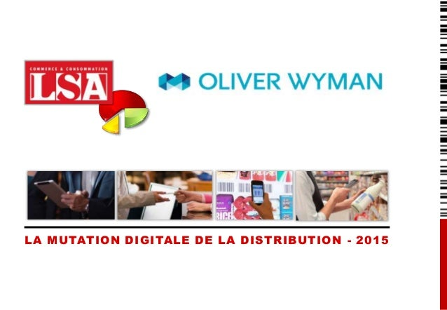 LA MUTATION DIGITALE DE LA DISTRIBUTION - 2015