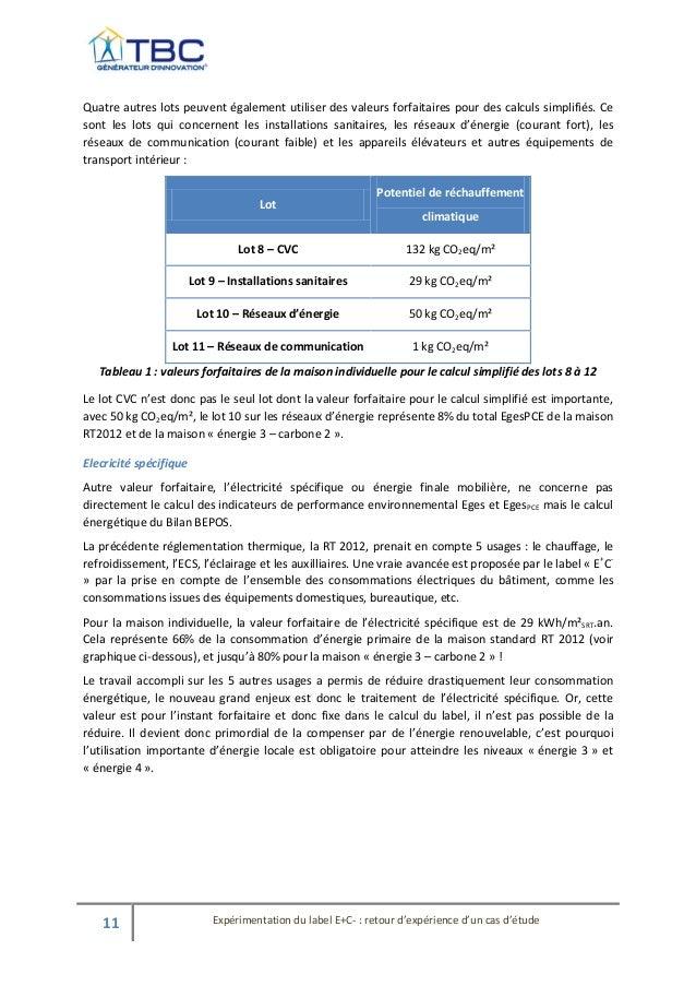 Etude Tbc Innovation Retour DExprience DUn Cas Dtude  Label E