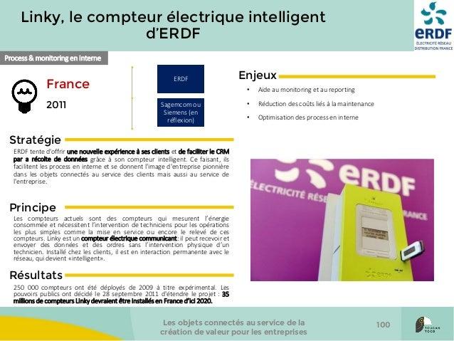 Toucan toco les objets connect s au service de la cr ation de valeur - Compteur electrique intelligent ...