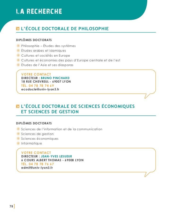 la recherche         L'école doctorale de philosophie       Diplômes doctorats         Philosophie – Études des systèmes  ...