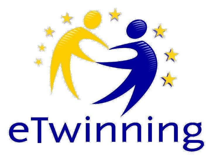 ¿Qué es eTwinning?• Colaborar a través de Internet con otros socios  europeos.• Programa de Aprendizaje Permanente• Acompa...
