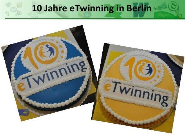 10 Jahre eTwinning in Berlin