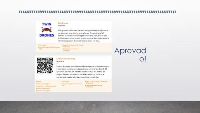 Peniche: ACD - O eTwinning Integrado no currículo (3h)
