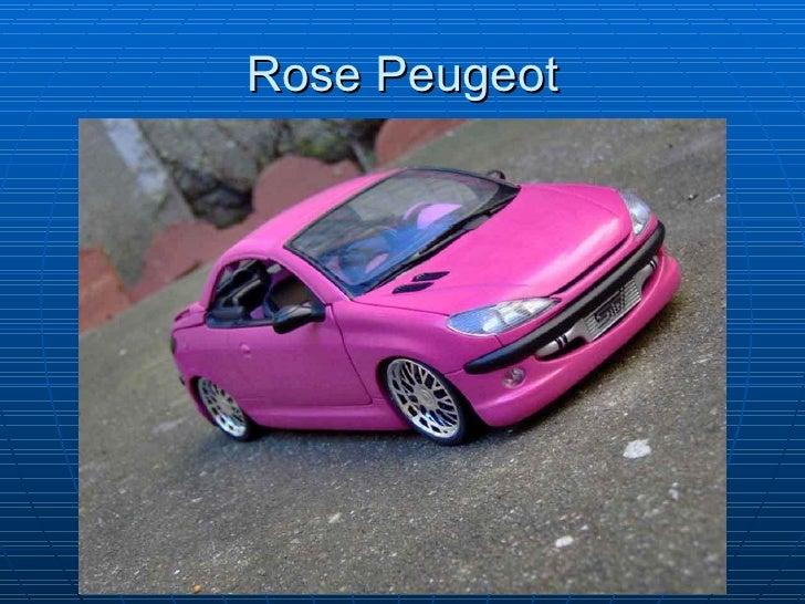 Rose Peugeot