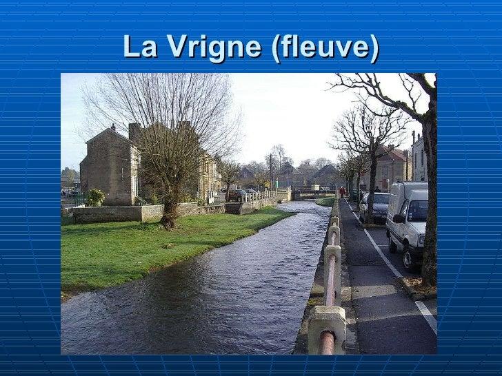 La Vrigne (fleuve)