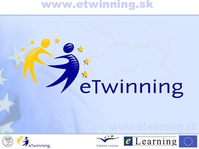 www.etwinning.sk
