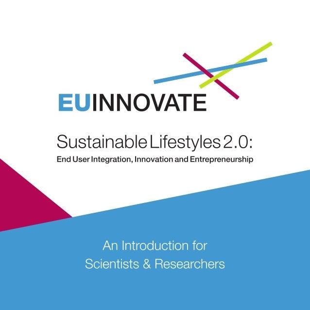 EU-InnovatE Scientists & Researchers.indd 1 16/05/2014 11:20