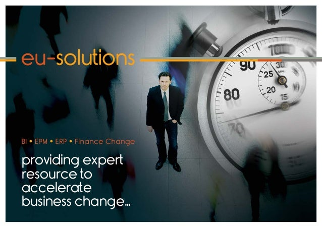 providing expert resource to accelerate business change…
