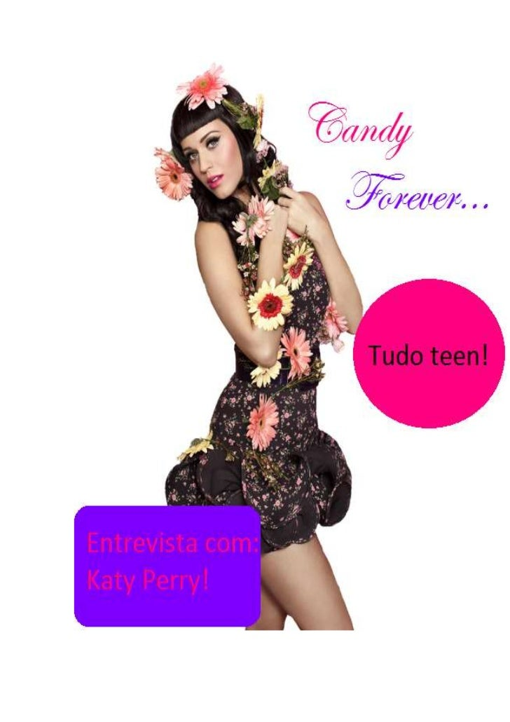 Candy Forever Revista