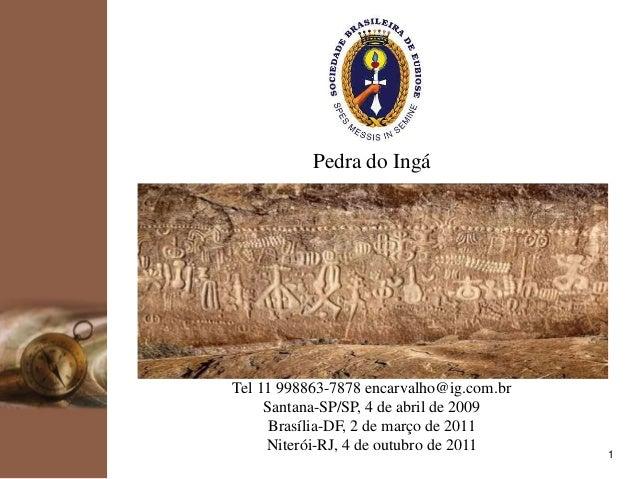 kpmg 1 Pedra do Ingá Eduardo Nunes de Carvalho Tel 11 998863-7878 encarvalho@ig.com.br Santana-SP/SP, 4 de abril de 2009 B...