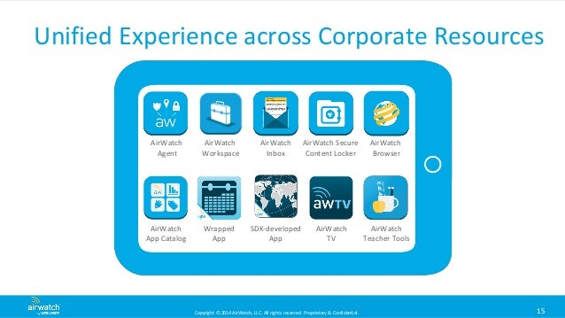 VMworld Europe 2014: Preview the Latest Release from AirWatch