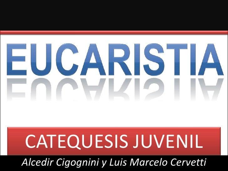 Eucaristia proyecto