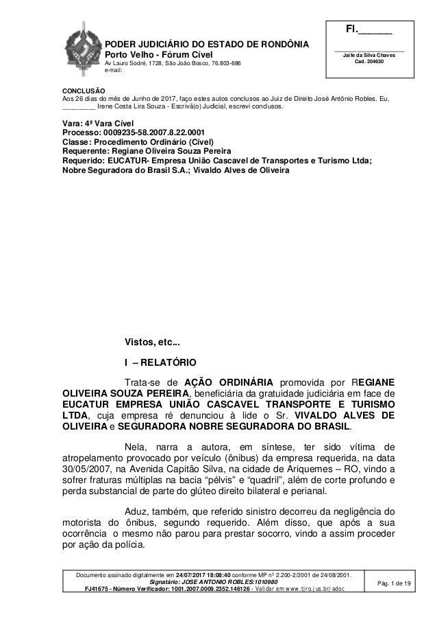 Eucatur é Condenada A Pagar Mais De R 112 Mil à Mulher