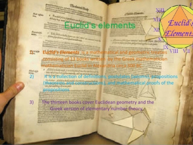 Euclids postulates Slide 3