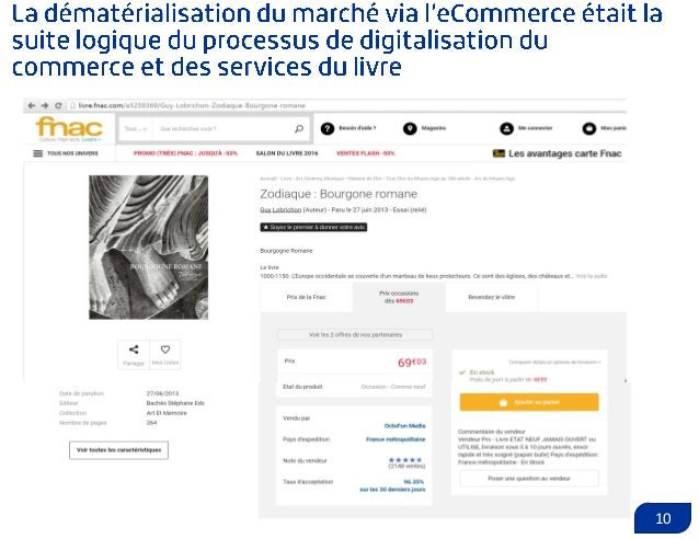 11 Date Modèle de distribution 1999 E-Commerce clic & magasin 2009 Fusion pure click player + distributeur+ Résultat 2009 ...
