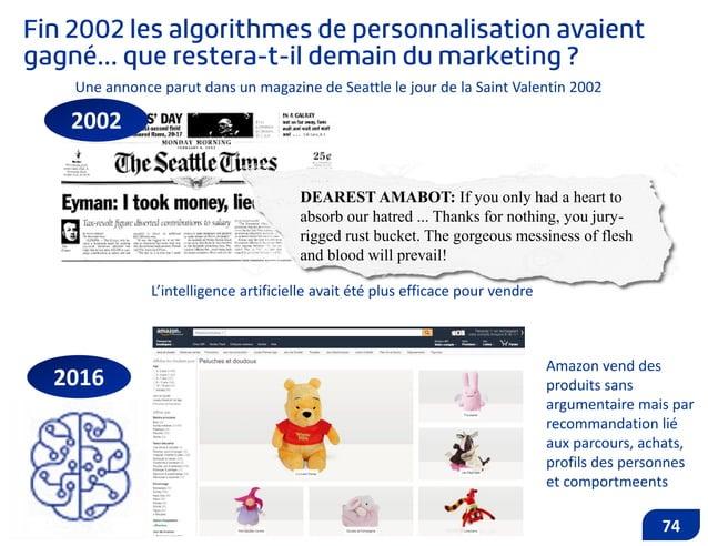 75 2002 2025 L'intelligence Artificielle et l'Apprentissage Profond appliqués aux comportements, que les GAFAs utilisent d...