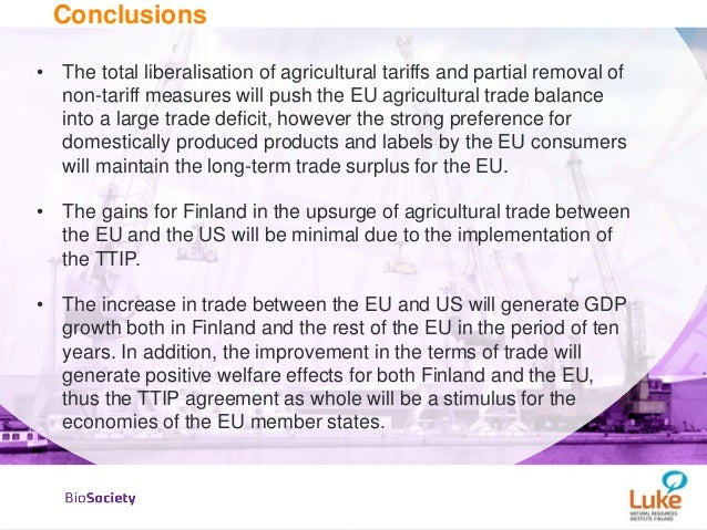 impact of the agreement on agriculture Responding to world trade organization (wto) notifications from foreign countries on sanitary, phytosanitary and technical measures that affect agricultural trade analyzing policies and regulations of major trading partners and examining the impacts of various trade agreements on member countries' agricultural sectors.