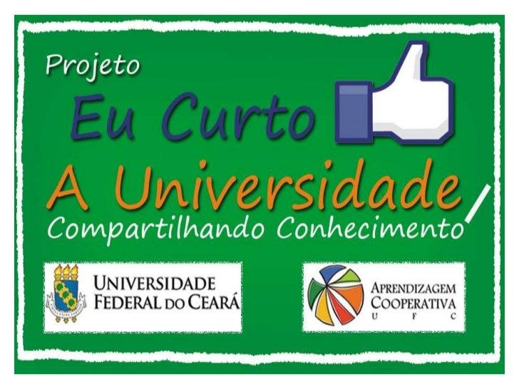 Apresentação de CursosUniversidade Federal do Ceará (UFC)