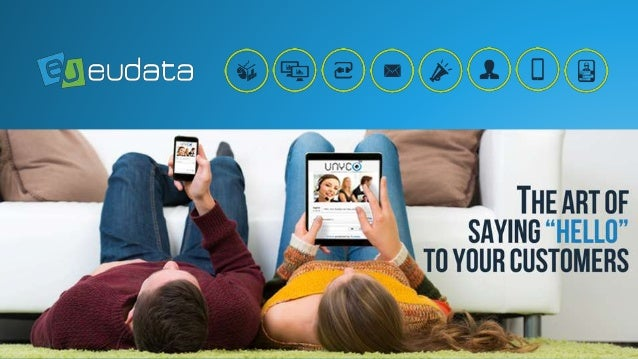 Company Profile Eudata was founded in 2006 as a system integration company focused on customer care From 2011 is on the ma...