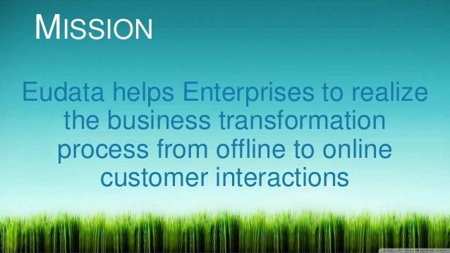 Eudata Multichannel Solution for Customer Care and Expert Advisor Slide 3